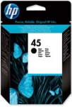 Genuine HP-45 Black Ink Cartridge (51645G) for HP Color Copier 120