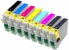 1 x Full Multipack Compatible with Epson T0341/2/3/4/5/6/7/8