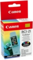 Genuine Canon BCI-21C Tri Colour Ink Cartridge for Canon BJC-5500