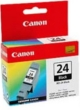 Genuine Canon BCI-24BK Black Ink Cartridge for Canon I450