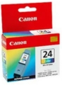 Genuine Canon BCI-24C Tri Colour Ink Cartridge for Canon I450