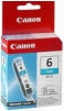 Genuine Canon BCI-6C Cyan Ink Cartridge for Canon I9100