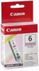 Genuine Canon BCI-6PM Photo Magenta Ink Cartridge for Canon I9100