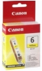 Genuine Canon BCI-6Y Yellow Ink Cartridge for Canon I9100