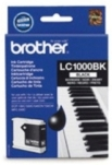 Genuine Brother LC1000BK Black Ink Cartridge for Brother FAX-1560