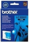 Genuine Brother LC1000C Cyan Ink Cartridge for Brother MFC-465CN