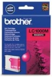 Genuine Brother LC1000M Magenta Ink Cartridge for Brother MFC-465CN