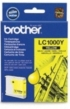 Genuine Brother LC1000Y Yellow