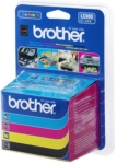 Genuine Brother LC900VALBP Multipack Set Ink Cartridges for Brother FAX-2440C