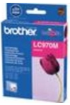 Genuine Brother LC970M Magenta Ink Cartridge for Brother DCP-135C