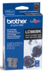 Genuine Brother LC980BK Black Ink Cartridge for Brother DCP-145C