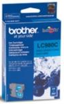 Genuine Brother LC980C Cyan