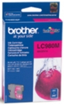 Genuine Brother LC980M Magenta Ink Cartridge for Brother DCP-145C