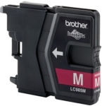 Genuine Brother LC985M Magenta Ink Cartridge for Brother MFC-J220