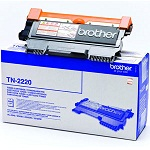 Brother TN2220 Genuine High Capacity Black Toner Cartridges for Brother DCP-7070DW