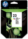 Genuine High Capacity  HP-23 Colour Ink Cartridge (C1823DE) for HP DeskJet 1120CXI