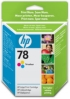 Genuine HP-78 High Capacity Colour (C6578A)