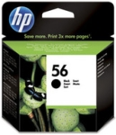 Genuine High Capacity  HP-56 Black Ink Cartridge (C6656A) for HP OfficeJet 4110