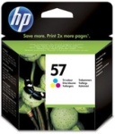 Genuine High Capacity  HP-57 Colour Ink Cartridge (C6657A) for HP PSC 2179