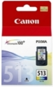 Genuine Canon CL-513 High Capacity Colour Ink Cartridge for Canon Pixma MP499