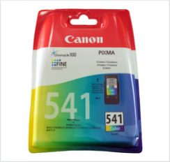 Genuine Canon CL-541 Ink Cartridge - Colour - (CL541, 5227B005AA) for Canon MX515