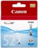 Genuine Canon CLI-521C Cyan Ink Cartridge for Canon Pixma MP980