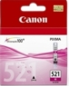 Genuine Canon CLI-521M Magenta Ink Cartridge for Canon Pixma MP980
