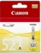 Genuine Canon CLI-521Y Yellow