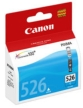 Genuine Canon CLI-526C Cyan Ink Cartridge for Canon MG5350