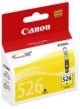 Genuine Canon CLI-526Y Yellow Ink Cartridge for Canon MG5200