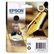 Genuine Epson T1621 Black (Known as Pen or Epson 16)