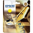 Genuine Epson T1624 Yellow Ink Cartridge (Pen) for Epson WF-2520NF