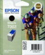Genuine Epson T003 Black Ink Cartridge (Cyclists) for Epson Stylus Color 900