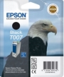 Genuine Epson T007 Black Ink Cartridge (Eagle) for Epson Stylus Photo 1280