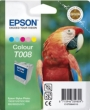 Genuine Epson T008 Five Colour Ink Cartridge (Parrot) for Epson Stylus Photo 875