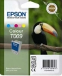 Genuine Epson T009 Five Colour Ink Cartridge (Toucan) for Epson Stylus Photo 1280