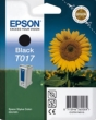 Genuine Epson T017 Black Ink Cartridge (Sunflower) for Epson Stylus Color 680