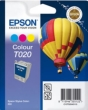 Genuine Epson T020 Tri Colour Ink Cartridge (Balloons) for Epson Stylus Color 880