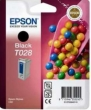 Genuine Epson T028 Black Ink Cartridge (Sweets) for Epson Stylus C60