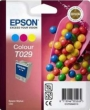 Genuine Epson T029 Tri Colour Ink Cartridge (Sweets)