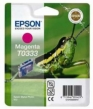 Genuine Epson T0333 Magenta Ink Cartridge (Grasshopper) for Epson Stylus Photo 960