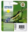 Genuine Epson T0334 Yellow Ink Cartridge (Grasshopper) for Epson Stylus Photo 960