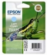 Genuine Epson T0335 Light Cyan Ink Cartridge (Grasshopper) for Epson Stylus Photo 950