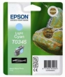 Genuine Epson T0345 Light Cyan