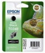 Genuine Epson T0348 Matt Black