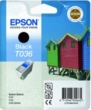 Genuine Epson T036 Black Ink Cartridge (Beach Huts)