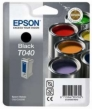 Genuine Epson T040 Black