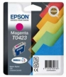 Genuine Epson T0423 Magenta Ink Cartridge for Epson Stylus C82