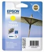 Genuine Epson T0444 Yellow Ink Cartridge (Parasol)