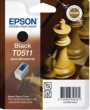 Genuine Epson T051 Black Ink Cartridge (Chess) for Epson Stylus Color 860